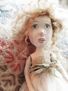 blond doll copy