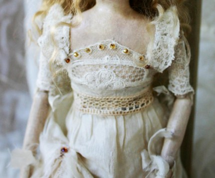 dress detail doll