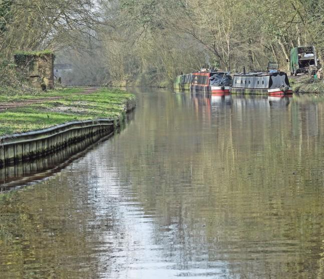 canal encampment