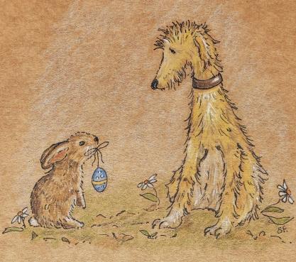 fern & rabbit