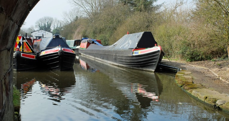 two boat:bridge
