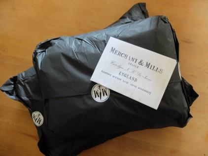 fabric parcel