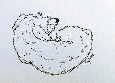 sketch alf