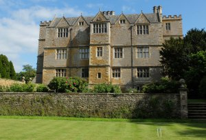 A recent visit to Chastleton House